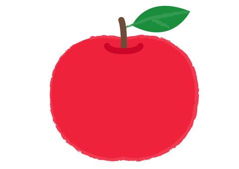 apple_赤りんご