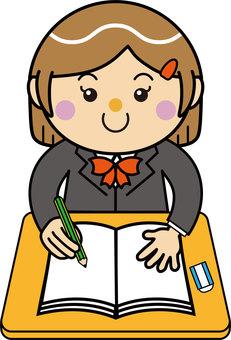 Student 05_13 (girl, study)