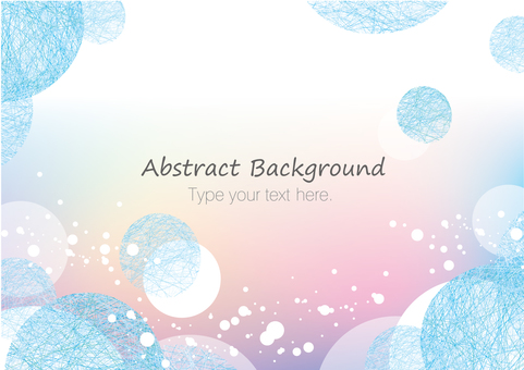 Polka dot abstract background 06