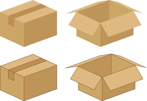Cardboard box | Cardboard | Luggage | Packaging