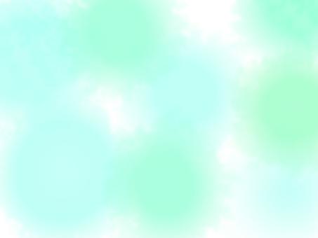 Fluffy blue