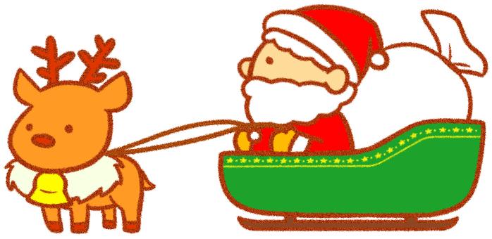 Santa and Sori
