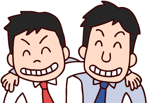 A good colleague illustration