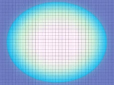 Spiritual blue wallpaper (background material)