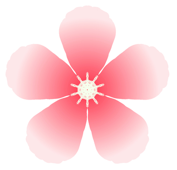 Cherry tree icon