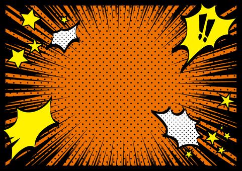 미국 만화 바람 5