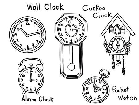 Watch monochrome