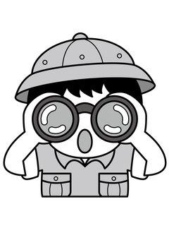 Binoculars 2c