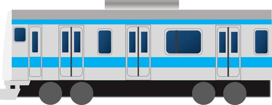 Train (Keihin Tohoku Line)
