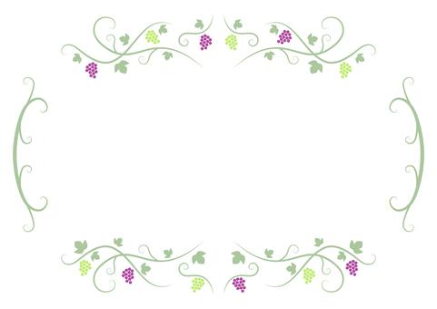Grape frame (sideways)