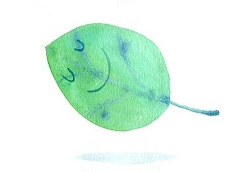 Fluffy leaves