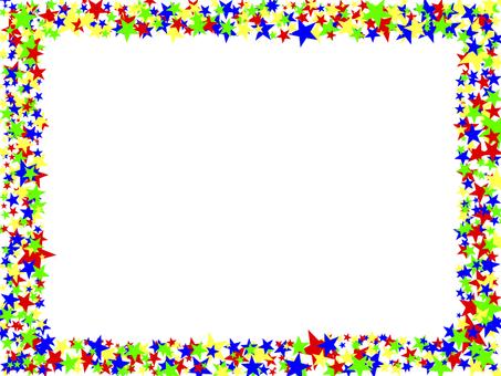 Star frame pop