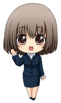Chibi character 2