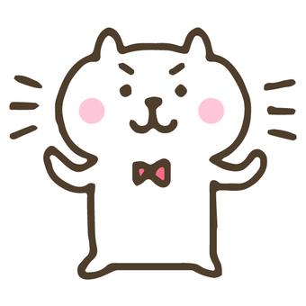 Hand-painted cute bear / animal / character