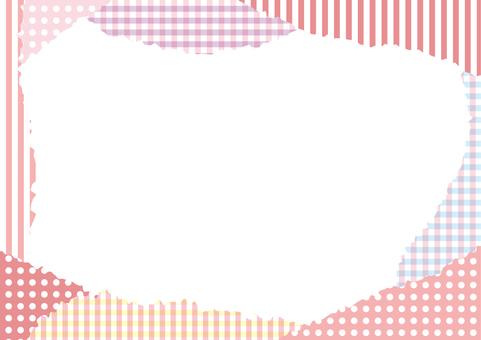 春季休閒鏡架01