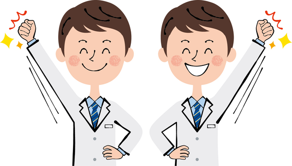 AE doctor doctor doctor male smile
