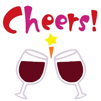Cheers wine color 2