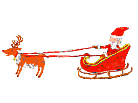 Santa Sori Reindeer