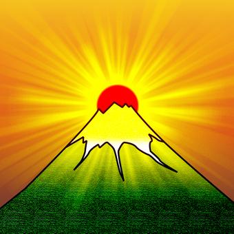 Mount Fuji (cs5)