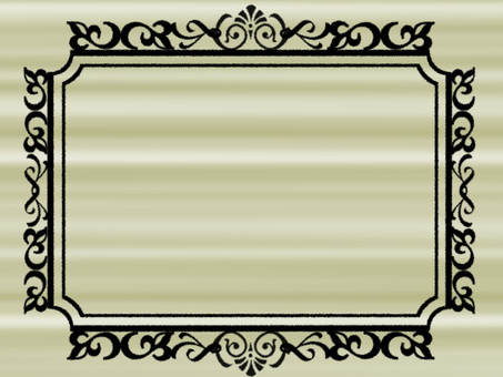 Brand style wind frame with background