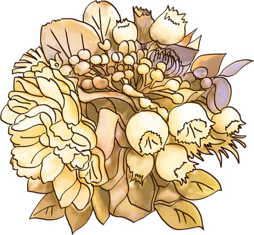 Corsage (Yellow)