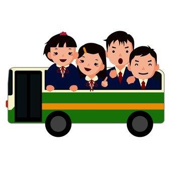 Bus movement