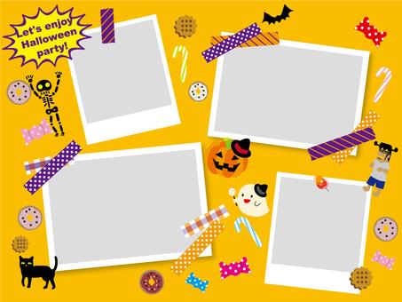 Halloween Frame 6