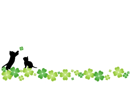 Cats and Clovers