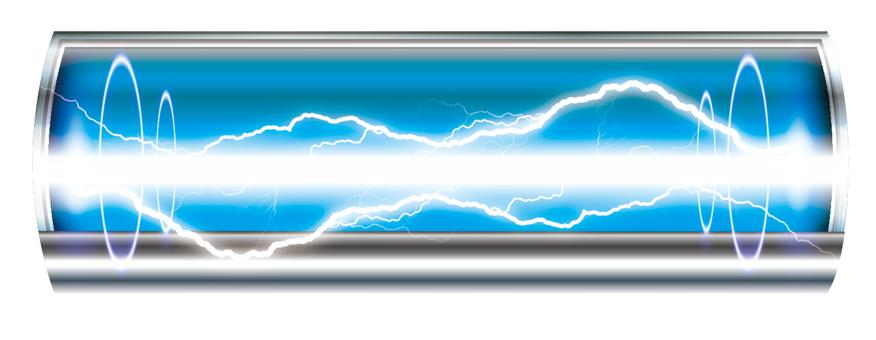 閃電戰幀藍色