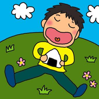 Onigiri onigiri ♪