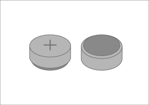 Button type battery