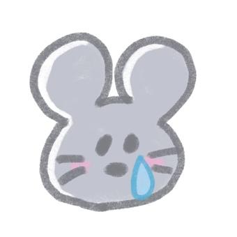 """""""Crying"""" rat"""