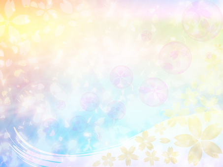 Cherry blossom background 48