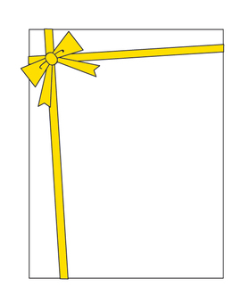 Yellow ribbon message