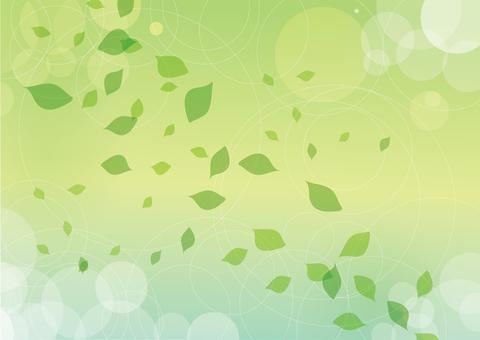 배경 녹색 잎