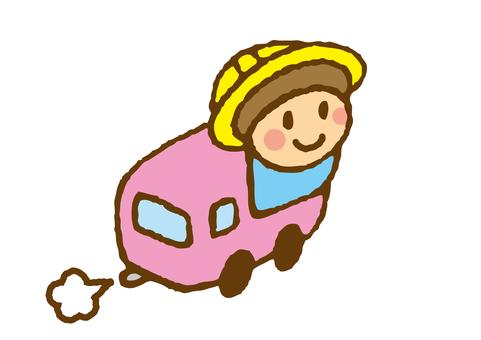 People (Kindergarten bus toddler)
