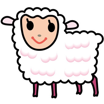 New Year - Mokomoko Sheep - 04