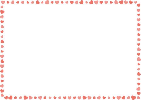 Heart DE frame