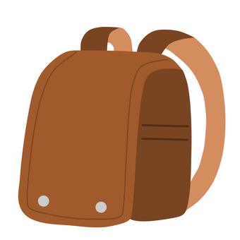 가방 갈색