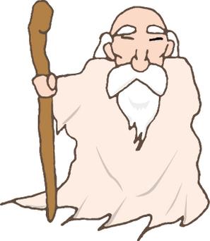 Sennin神老頭巫婆