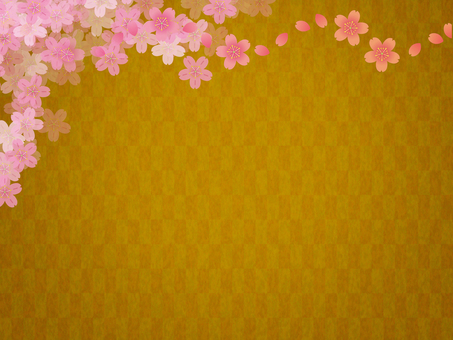 Background - Cherry blossoms 12