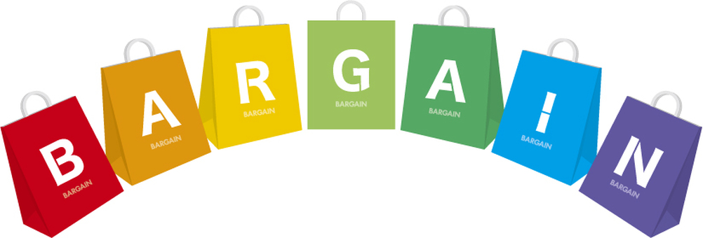 Shopping bag (BARGAIN 2)