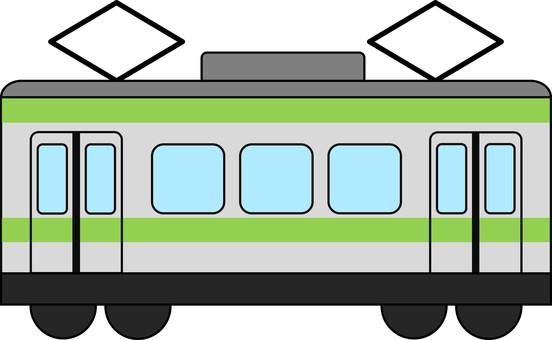 전철 야마노 테선
