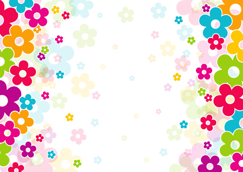 Flower background 1