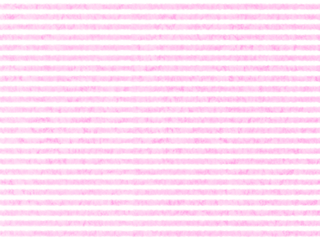 Watercolor style border pink