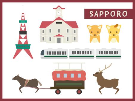Sapporo icon