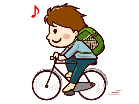 chacha male bicycle
