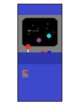 Game console game machine