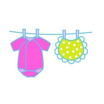 Baby's laundry