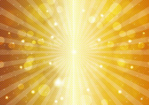 Gold sparkling 59